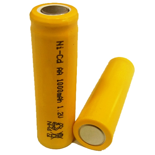 Επαναφορτιζόμενη μπαταρία AA 1.2V 1000mAh Ni-MH (flat top) 34258 -  energybatteries.gr